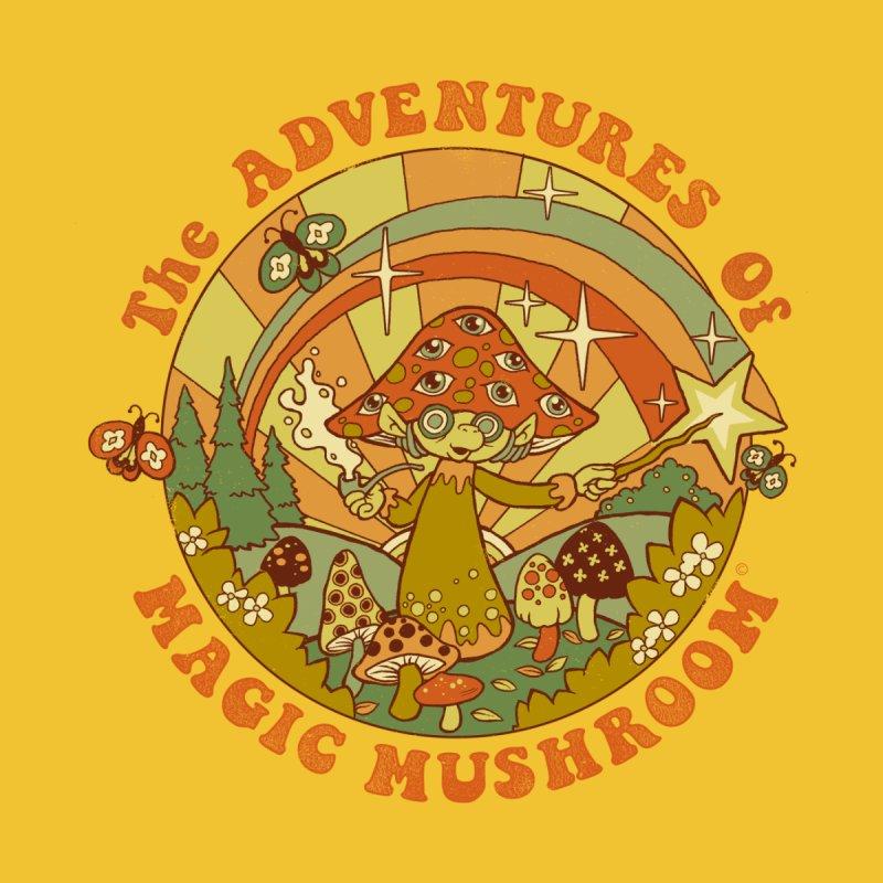 Magic Mushroom   by Steven Rhodes