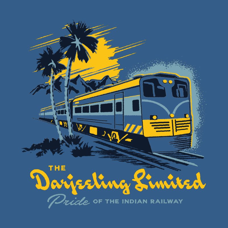Darjeeling Limited by Steven Rhodes