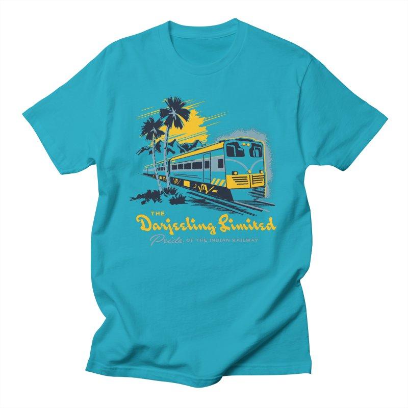 Darjeeling Limited Women's Unisex T-Shirt by Steven Rhodes