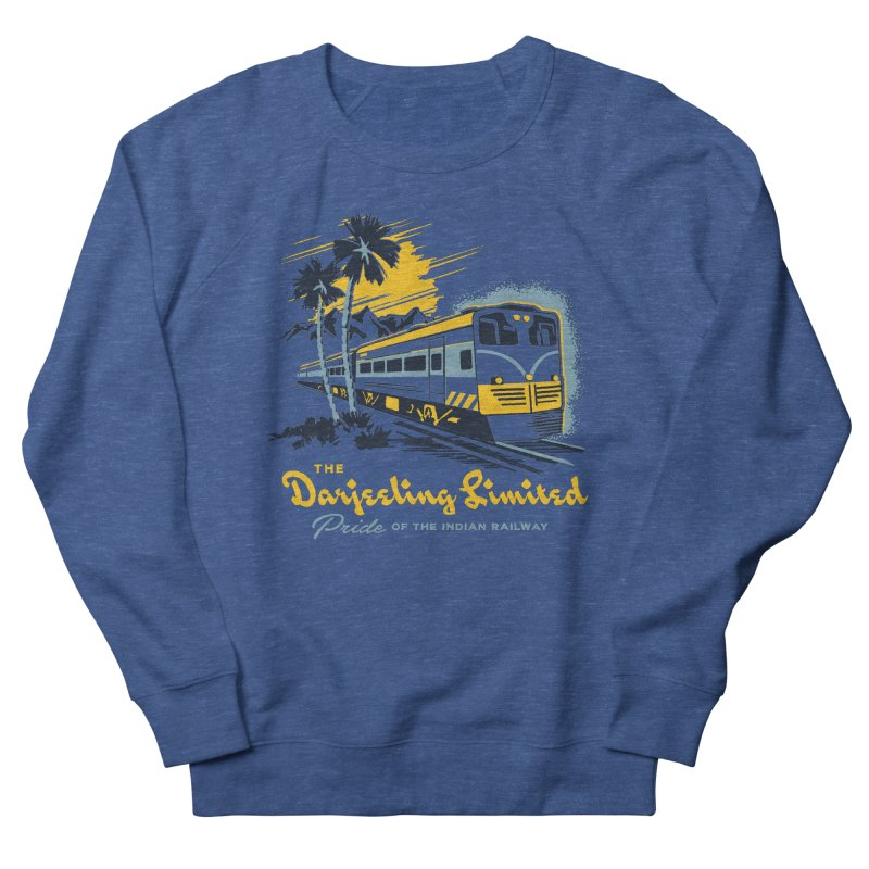Darjeeling Limited Women's Sweatshirt by Steven Rhodes