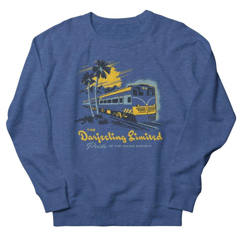 Darjeeling Limited Men's Sweatshirt by Steven Rhodes