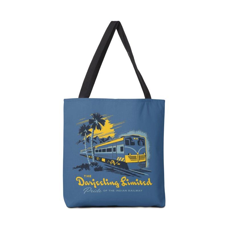 Darjeeling Limited Accessories Bag by Steven Rhodes