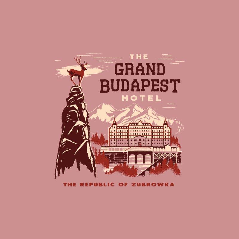 Grand Budapest Hotel by Steven Rhodes