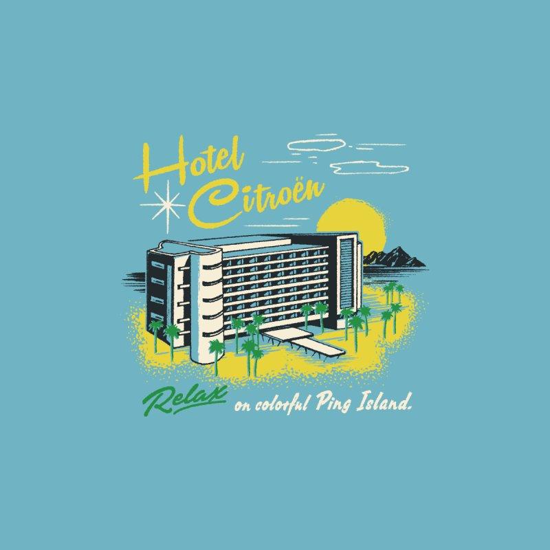 Hotel Citroen by Steven Rhodes