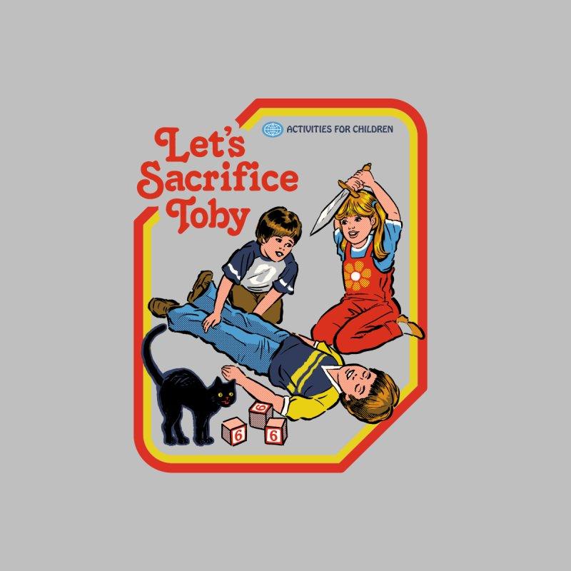 Let's Sacrifice Toby Men's T-Shirt by Steven Rhodes