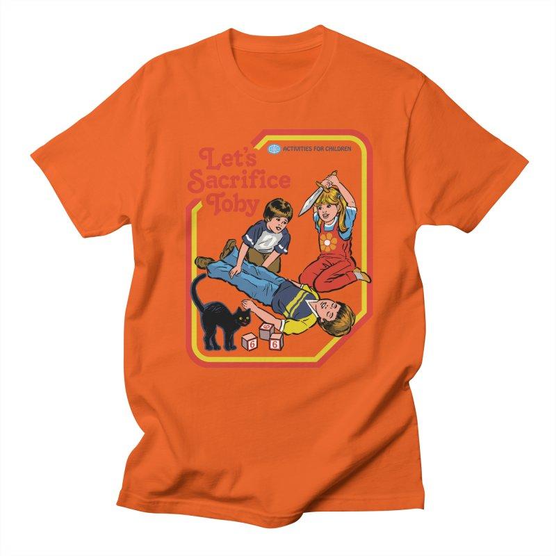 Let's Sacrifice Toby Women's Unisex T-Shirt by Steven Rhodes