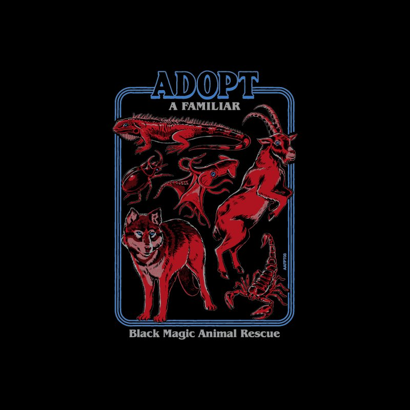 Adopt A Familiar Part 3 Men's T-Shirt by Steven Rhodes