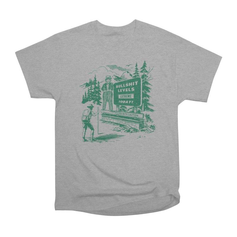 Extreme Bullsh*t Women's Classic Unisex T-Shirt by Steven Rhodes