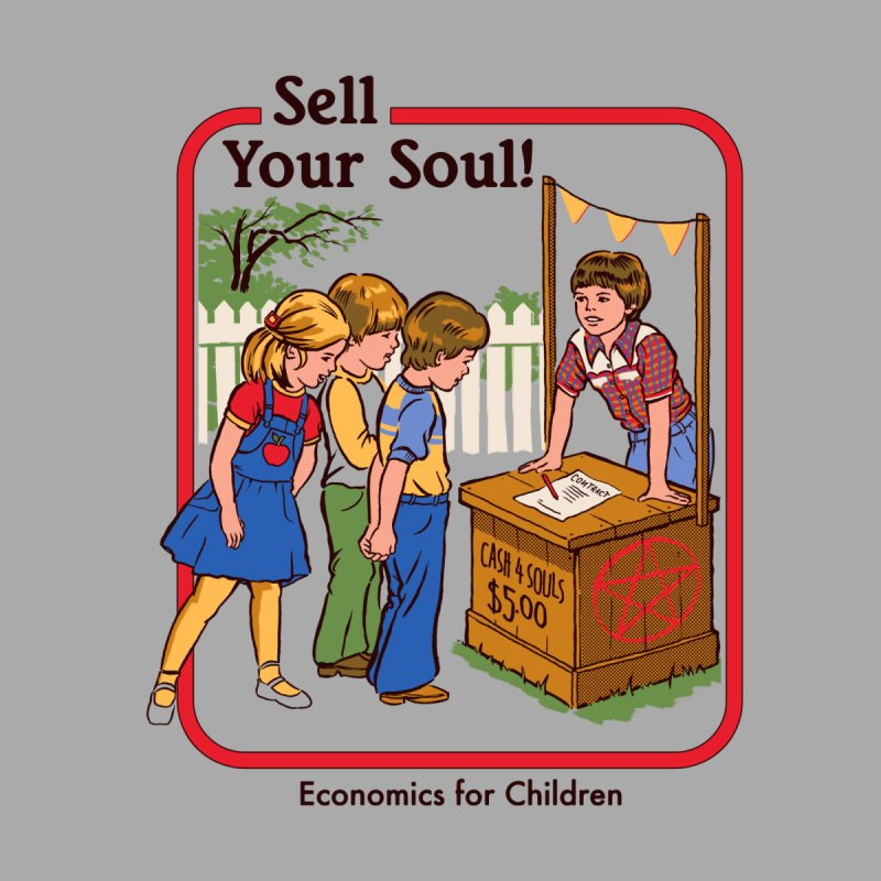Sell Your Soul by Steven Rhodes