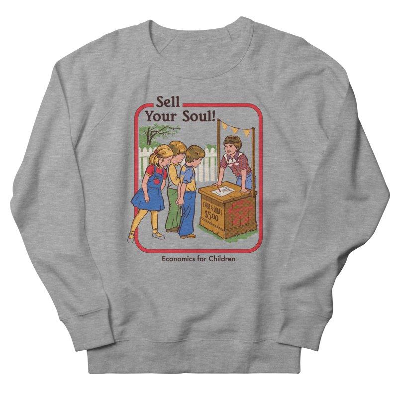 Sell Your Soul Women's Sweatshirt by Steven Rhodes