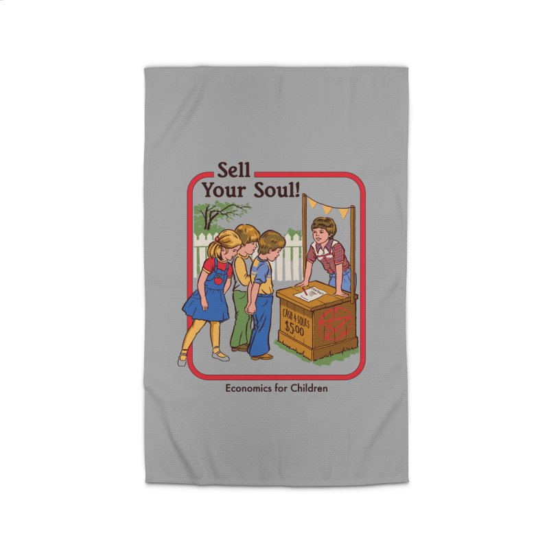 Sell Your Soul Home Rug by Steven Rhodes