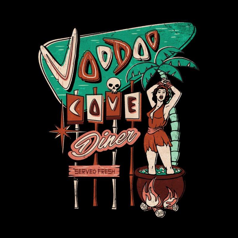 Voodoo Cove Diner by Steven Rhodes