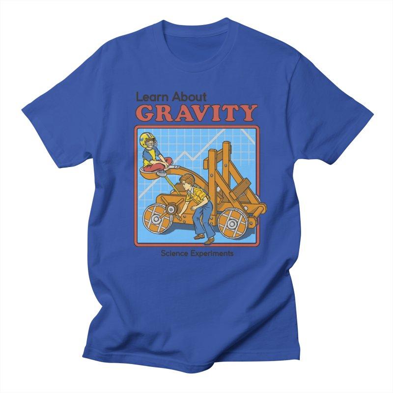 Learn about Gravity Women's Unisex T-Shirt by Steven Rhodes