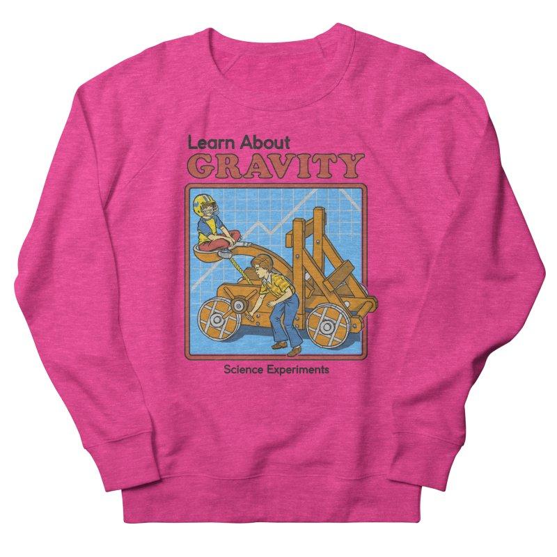Learn about Gravity Women's Sweatshirt by Steven Rhodes