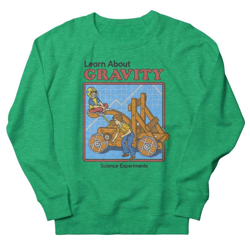 Learn about Gravity Men's Sweatshirt by Steven Rhodes