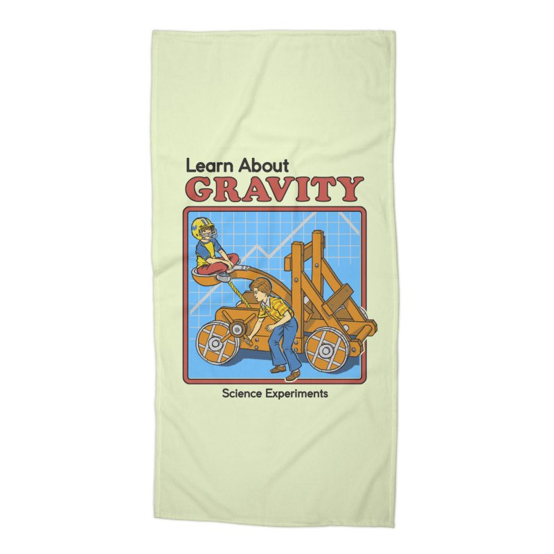 Learn about Gravity Accessories Beach Towel by Steven Rhodes