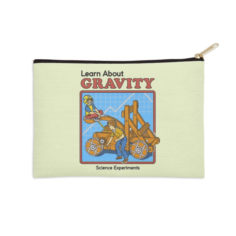 Learn about Gravity Accessories Zip Pouch by Steven Rhodes