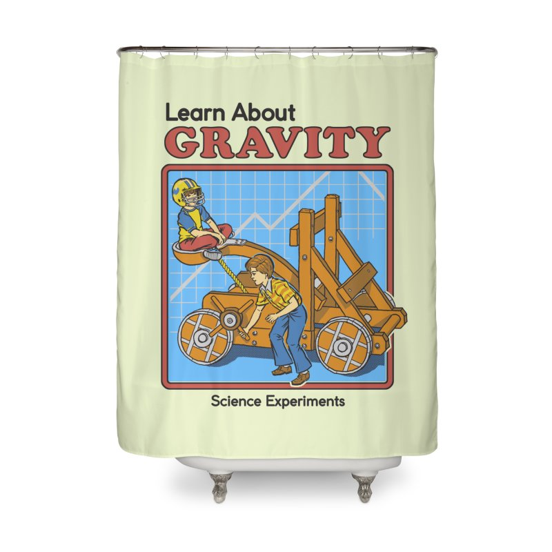 Learn about Gravity Home Shower Curtain by Steven Rhodes
