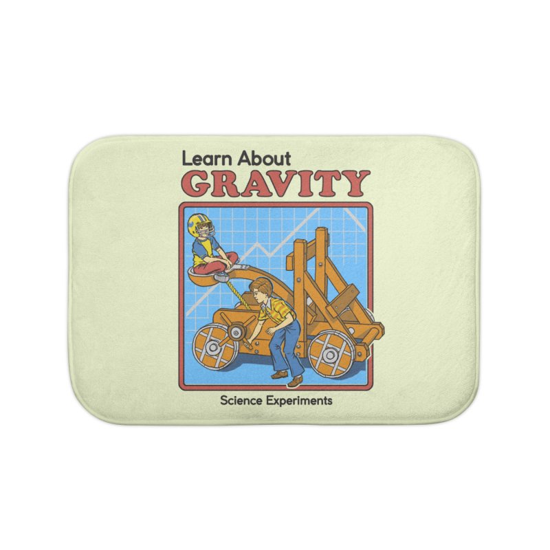Learn about Gravity Home Bath Mat by Steven Rhodes