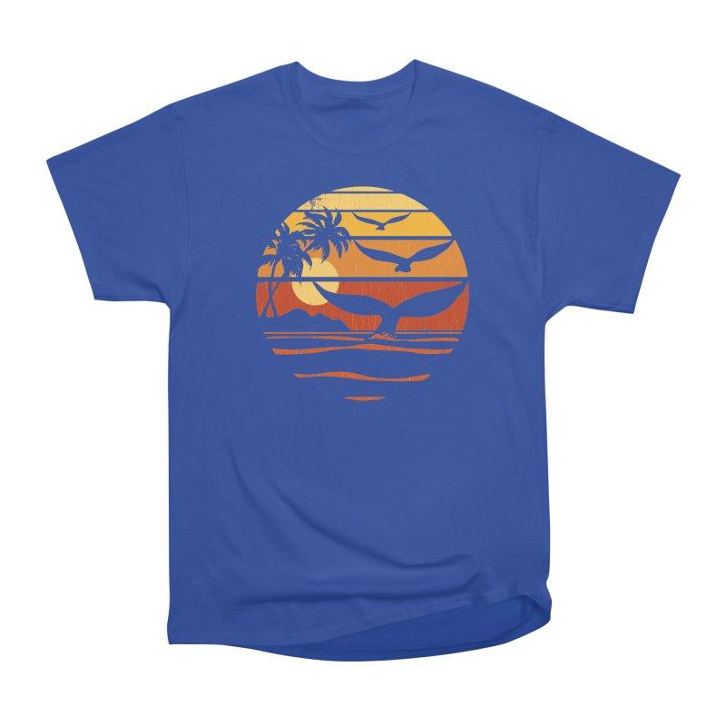 Ocean and Air Men's Classic T-Shirt by Steven Rhodes