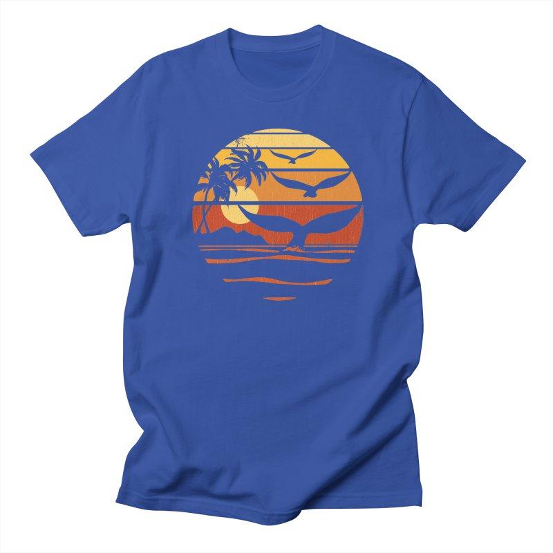 Ocean and Air Women's Unisex T-Shirt by Steven Rhodes