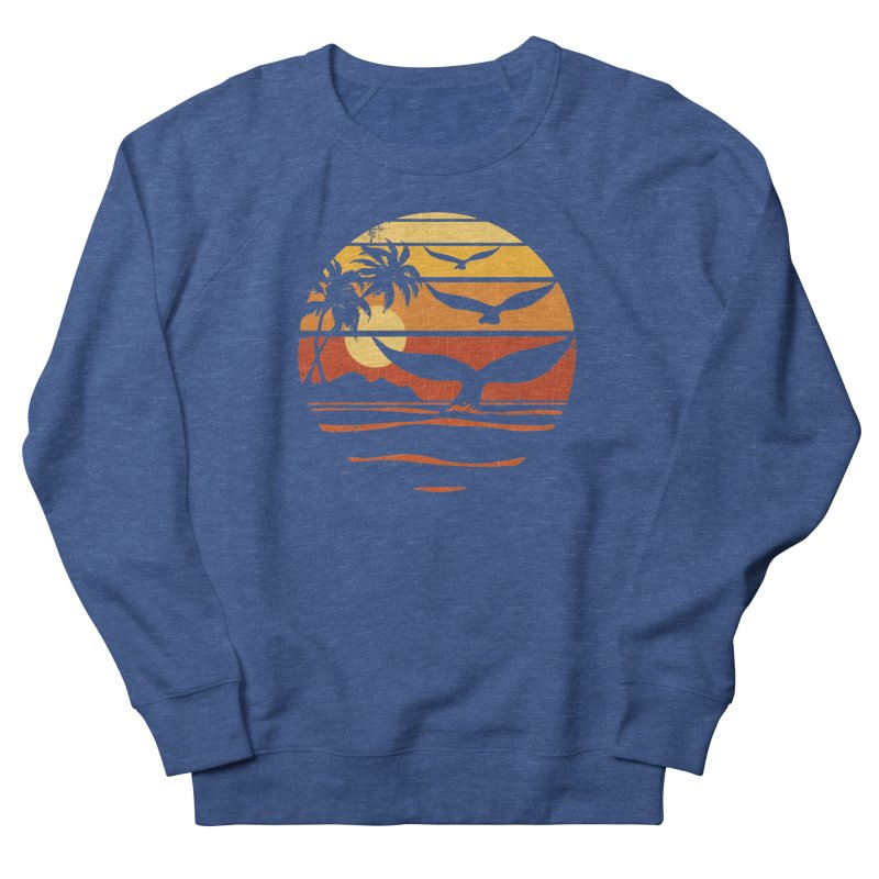 Ocean and Air Women's Sweatshirt by Steven Rhodes