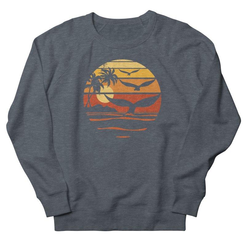 Ocean and Air Men's Sweatshirt by Steven Rhodes