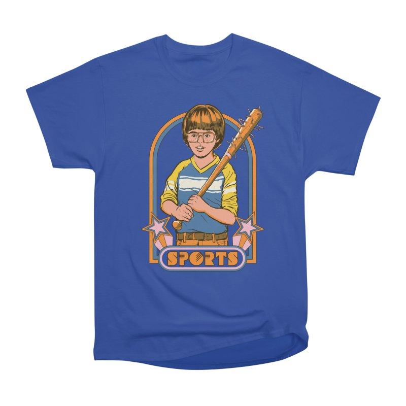 Extreme Sports Women's Classic Unisex T-Shirt by Steven Rhodes