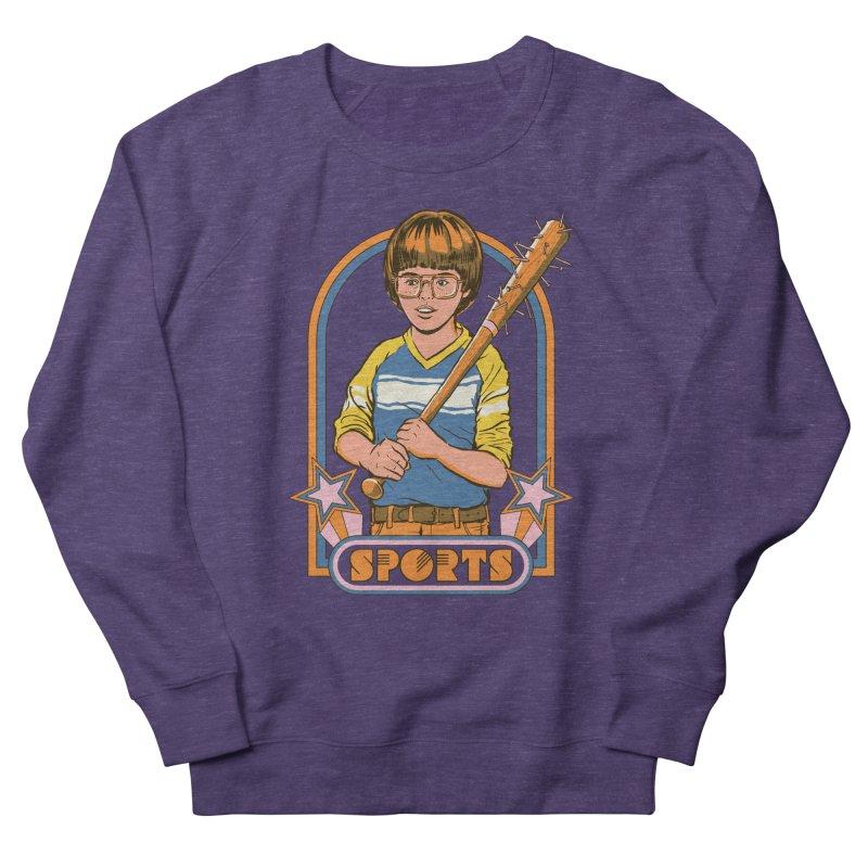 Extreme Sports Men's Sweatshirt by Steven Rhodes