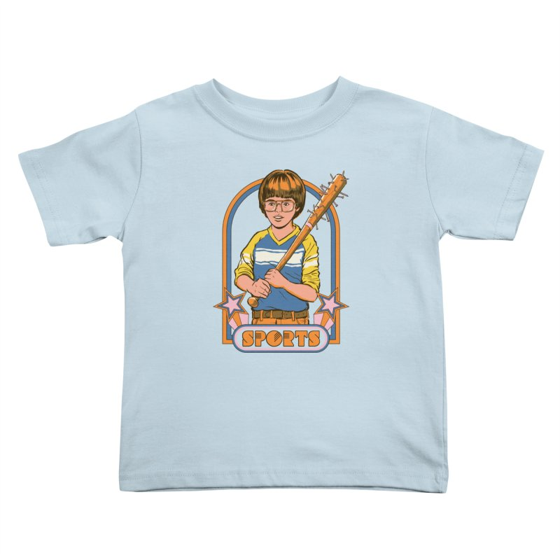 Extreme Sports Kids Toddler T-Shirt by Steven Rhodes