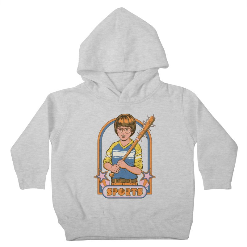 Extreme Sports Kids Toddler Pullover Hoody by Steven Rhodes