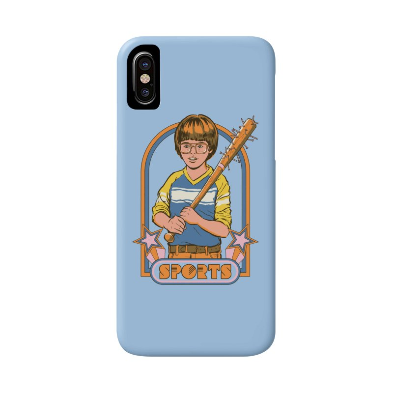 Extreme Sports Accessories Phone Case by Steven Rhodes