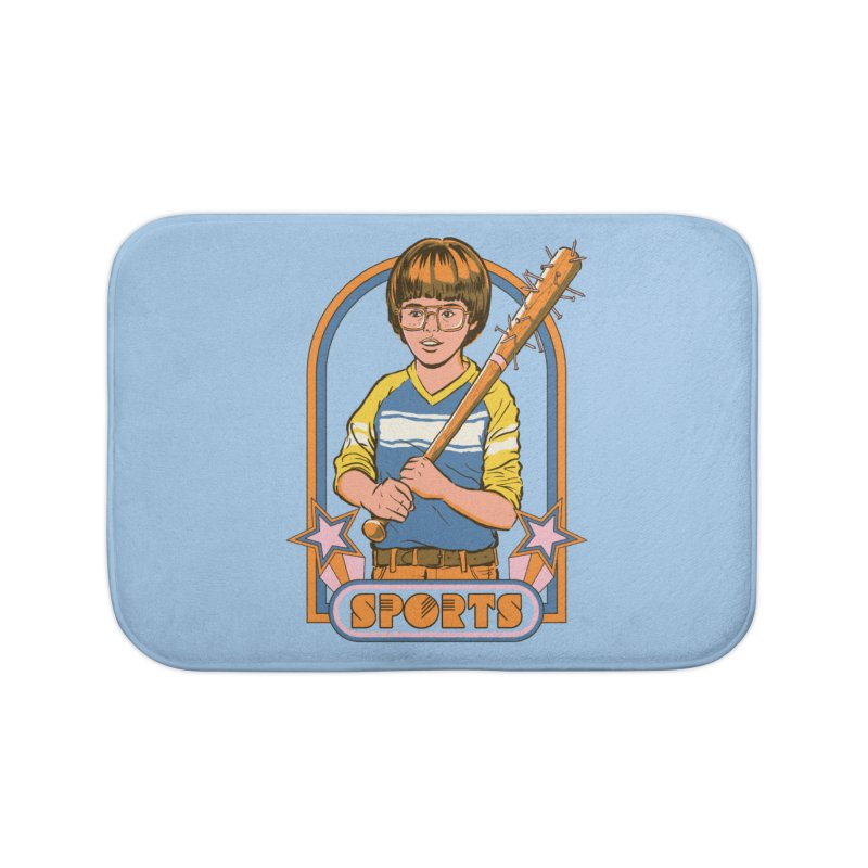 Extreme Sports Home Bath Mat by Steven Rhodes