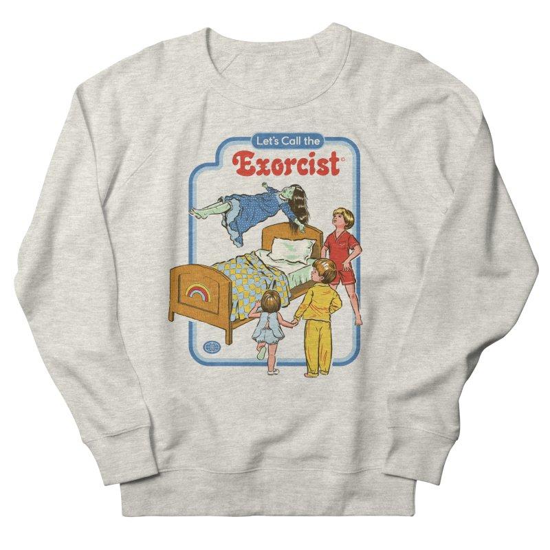 Let's Call the Exorcist Women's Sweatshirt by Steven Rhodes
