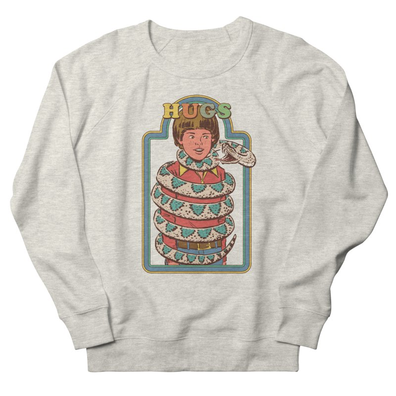 Hugsss Women's Sweatshirt by Steven Rhodes