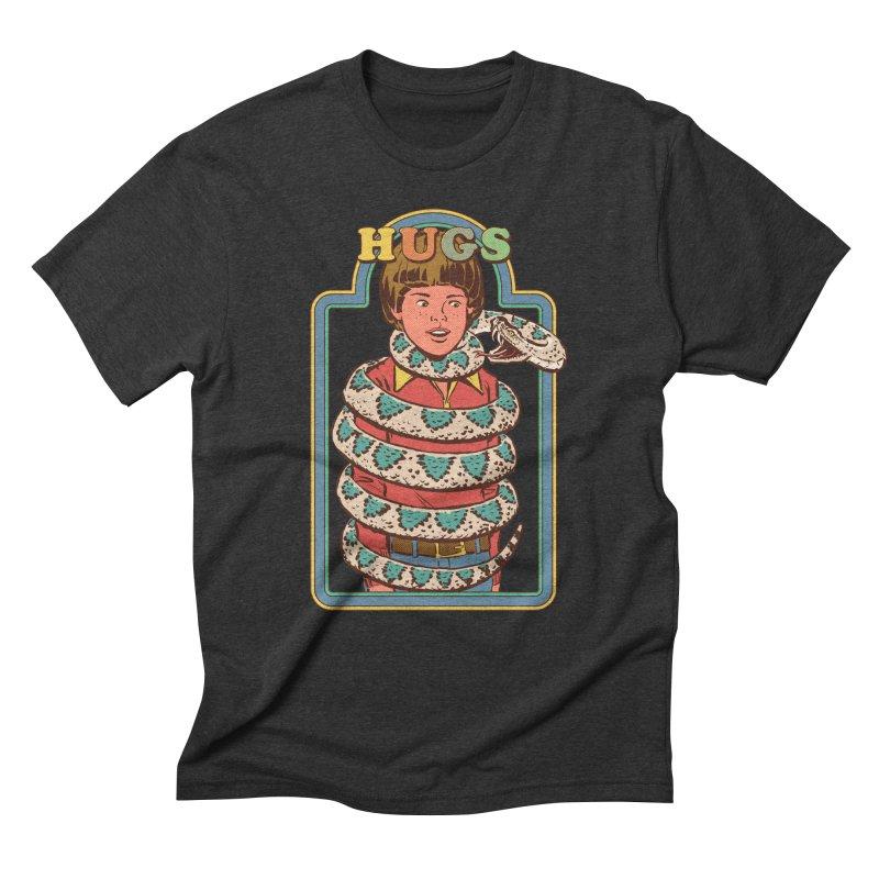 Hugsss Men's Triblend T-Shirt by Steven Rhodes