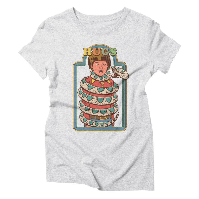 Hugsss Women's Triblend T-Shirt by Steven Rhodes
