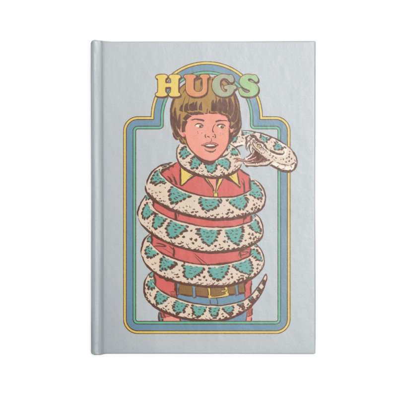 Hugsss Accessories Notebook by Steven Rhodes