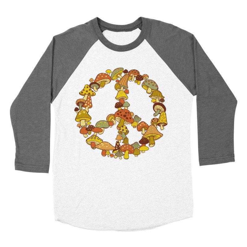Mushroom Ring Women's Longsleeve T-Shirt by Steven Rhodes