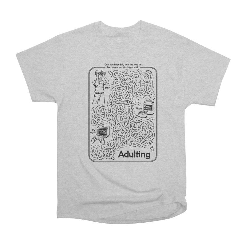 Impossible Maze Women's Classic Unisex T-Shirt by Steven Rhodes