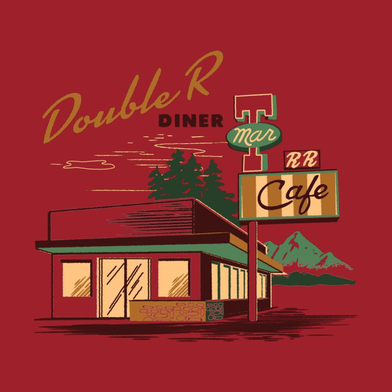 Double R Diner by Steven Rhodes