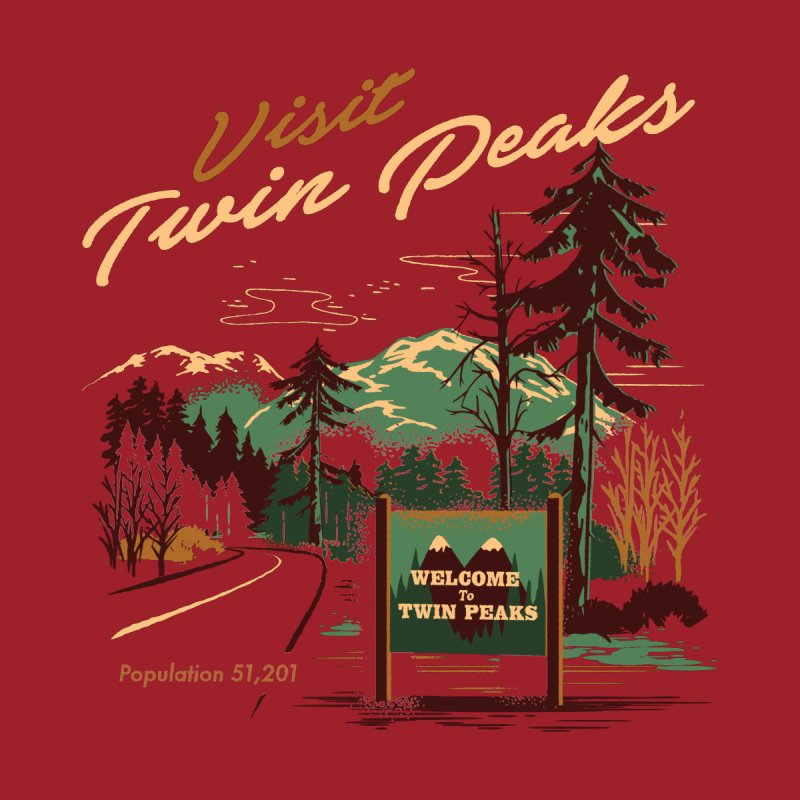 Welcome to Twin Peaks by Steven Rhodes