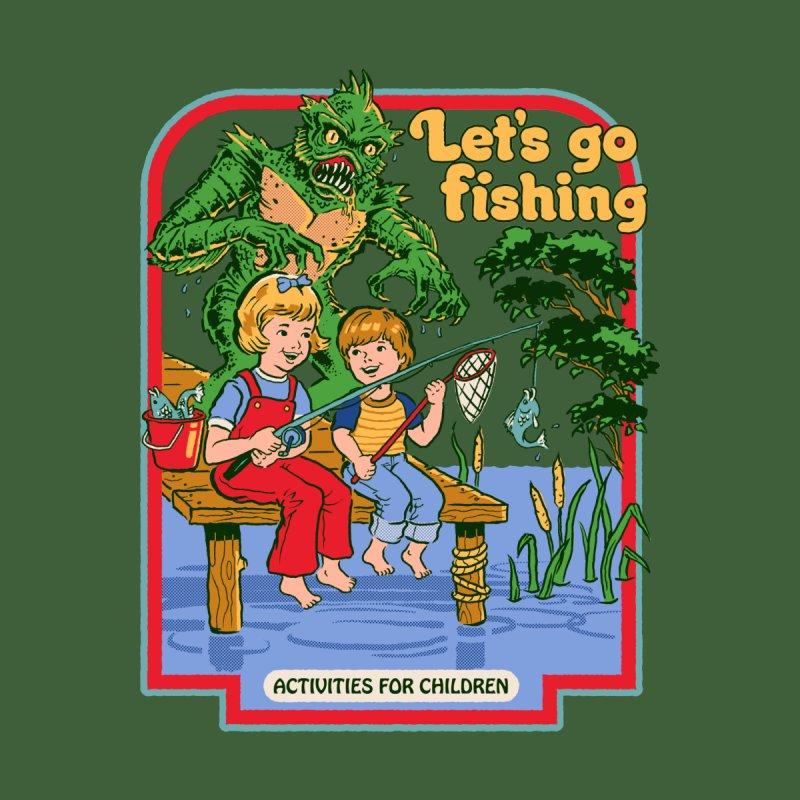 Let's Go Fishing by Steven Rhodes