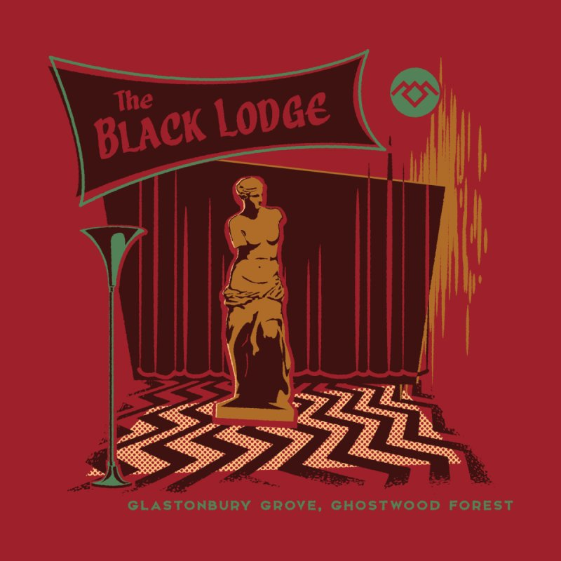 The Black Lodge by Steven Rhodes