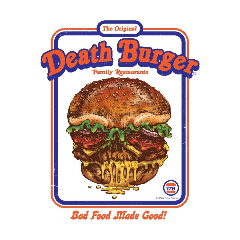 Death Burger by Steven Rhodes