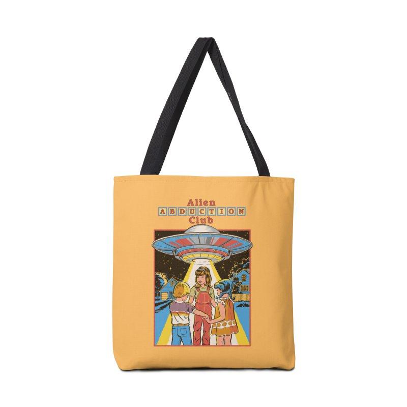 Alien Abduction Club Accessories Bag by Steven Rhodes