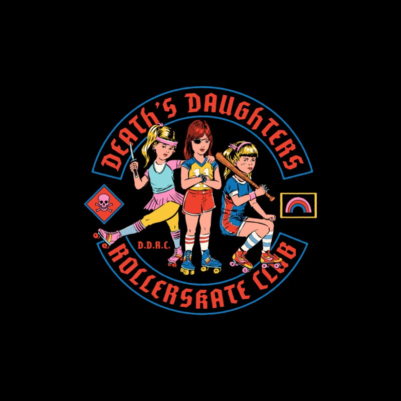 D.D.R.C. Women's T-Shirt by Steven Rhodes