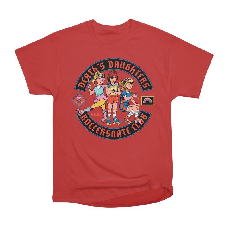 D.D.R.C. Women's Heavyweight Unisex T-Shirt by Steven Rhodes