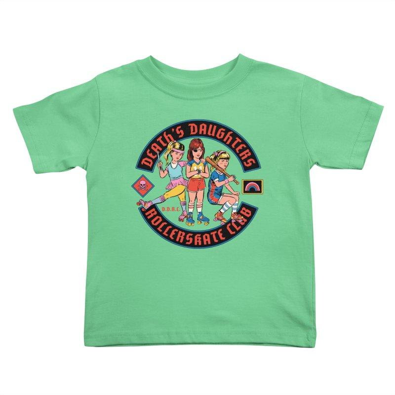 D.D.R.C. Kids Toddler T-Shirt by Steven Rhodes