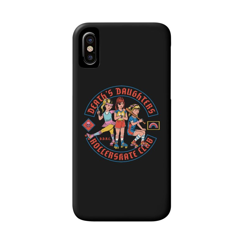D.D.R.C. Accessories Phone Case by Steven Rhodes